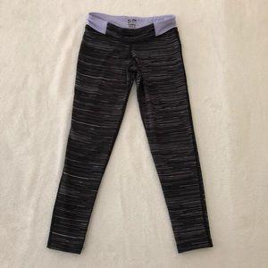 Champion athletic leggings xs 4/5